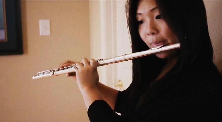 Intense Flute Beatboxing