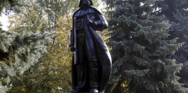 Statue of Darth Vader
